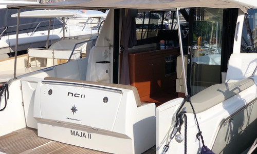 Image of Jeanneau NC 11 for sale in France for €160,000 (£144,620) BEAULIEU, BEAULIEU, France