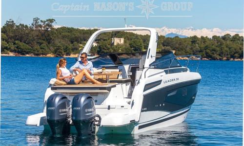 Image of Jeanneau Leader 30 for sale in France for €160,660 (£144,691) France