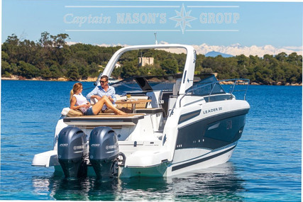 Jeanneau Leader 30 for sale in France for €160,660 (£144,691)