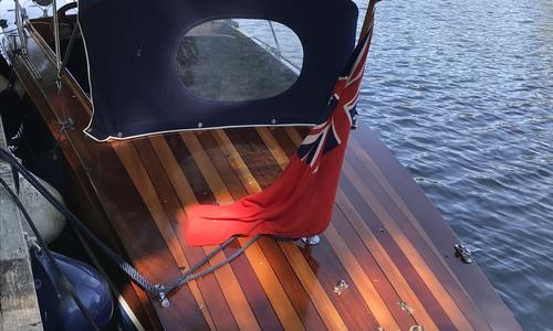 Image of JW Brooke Slipper Stern Launch for sale in United Kingdom for £32,500 Beale Park, United Kingdom