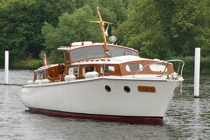 Richmond Slipways centre cockpit cabin cruiser for sale in United Kingdom for £19,950