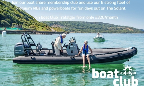 Image of Ballistic Rib 6.5 Boat Share Club Membership for sale in United Kingdom for P.O.A. United Kingdom