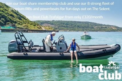 Ballistic Rib 6.5 Boat Share Club Membership for sale in United Kingdom for P.O.A.
