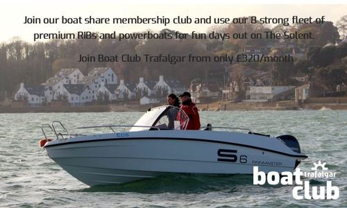Image of Finnmaster S6 Boat Share Club Membership for sale in United Kingdom for P.O.A. United Kingdom