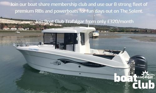Image of Beneteau Barracuda 7.39 Boat Share Club Membership for sale in United Kingdom for P.O.A. United Kingdom