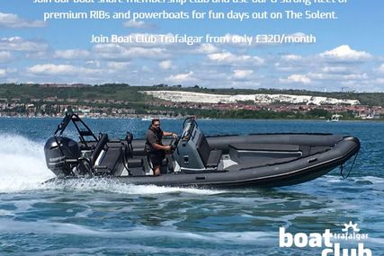 Ballistic Rib 7.8 Boat Share Club Membership for sale in United Kingdom for P.O.A.