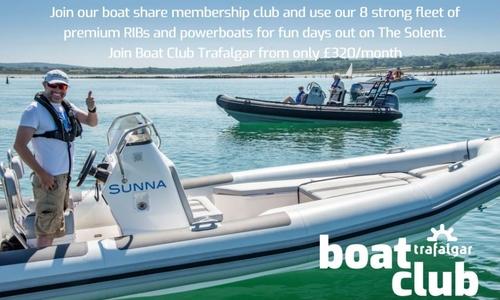 Image of Ballistic Rib 7.8 Boat Share Club Membership for sale in United Kingdom for P.O.A. United Kingdom