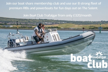Ballistic Rib 6.0 Boat Share Club Membership for sale in United Kingdom for P.O.A.