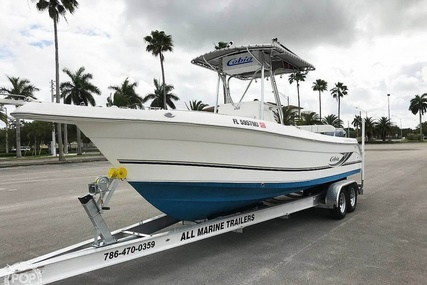 Cobia 274 CC for sale in United States of America for $49,500 (£39,483)