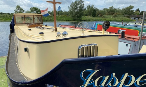 Image of G.J. REEVES Dutch Syle Barge for sale in United Kingdom for £144,950 Ely Cambridgeshire, United Kingdom