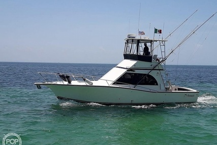 Albemarle 32 for sale in Mexico for $69,990 (£50,122)