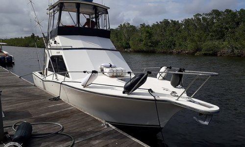 Image of Albemarle 32 for sale in Mexico for $69,990 (£49,455) Cancun, Quintana Roo, Mexico