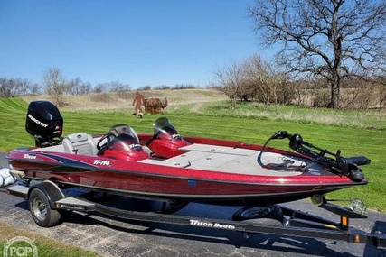 Triton Tr196 Dc for sale in United States of America for $21,650 (£17,464)