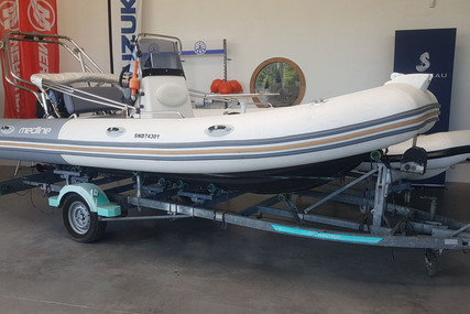 Zodiac Medline Ii for sale in France for €18,900 (£16,937)