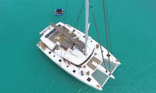 Image of Fountaine Pajot Ipanema 58 for sale in Spain for €995,000 (£899,289) Spain