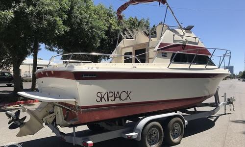 Image of Skipjack 25 Flybridge for sale in United States of America for $22,750 (£17,706) Sacramento, California, United States of America