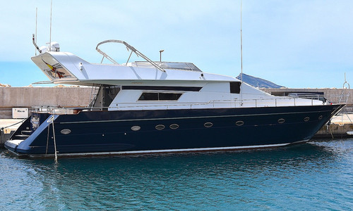 Image of Astondoa 68 GLX for sale in Spain for €350,000 (£316,333) Alicante (Alacant), , Spain