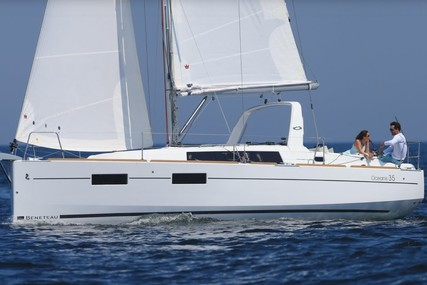 Beneteau Oceanis 35 for sale in Switzerland for €100,000 (£89,521)