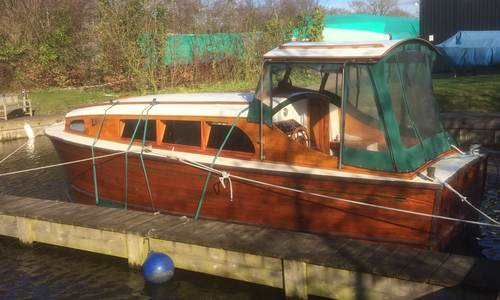 Image of Classic Motor Cruiser for sale in United Kingdom for £24,950 Henley on Thames, United Kingdom