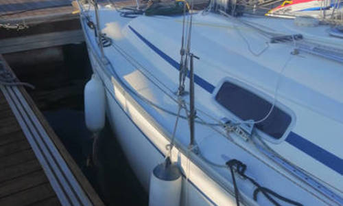 Image of Bavaria Yachts 30 Cruiser for sale in Spain for €47,000 (£42,836) ibiza, Spain