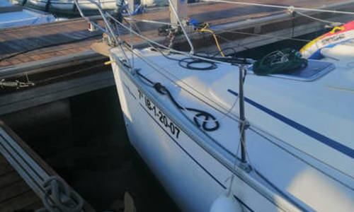 Image of Bavaria Yachts 30 Cruiser for sale in Spain for €47,000 (£43,082) ibiza, Spain
