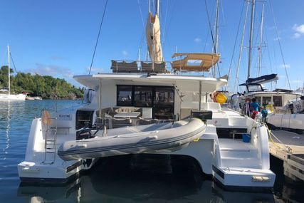Fountaine Pajot Saona 47 for charter in US Virgin Islands from €8,000 / week