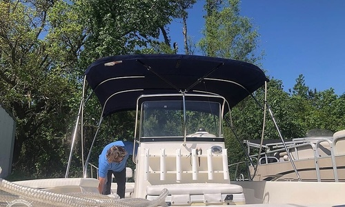Image of Boston Whaler 210 Montauk for sale in United States of America for $75,600 (£59,065) Bay Saint Louis, Mississippi, United States of America