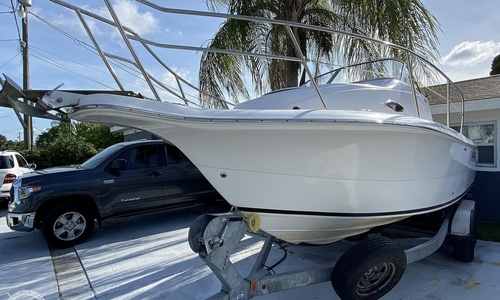 Image of Sea Fox 230WA for sale in United States of America for $26,500 (£20,317) Hudson, Florida, United States of America