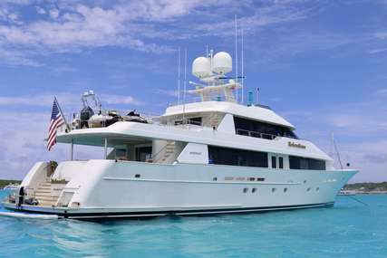 Relentless 130 for charter from $95,000 / week