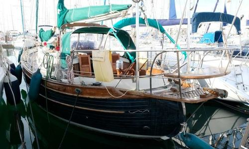 Image of Hans Christian 36 for sale in Spain for €72,000 (£64,859) Torrevieja, Spain