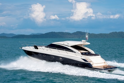 Princess V58 for sale in France for €338,000 (£304,716)