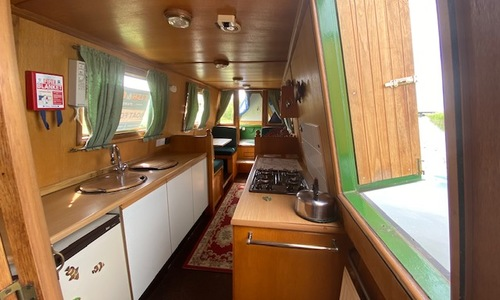Image of Mike Heywood Semi Traditional Narrow Boat for sale in United Kingdom for £35,000 Ely Cambridgeshire, United Kingdom