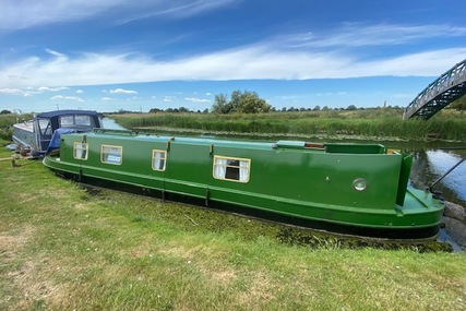 Mike Heywood Semi Traditional Narrow Boat for sale in United Kingdom for £35,000