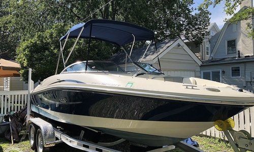 Image of Sea Ray 195 Sport for sale in United States of America for $21,500 (£17,222) Norfolk, Virginia, United States of America