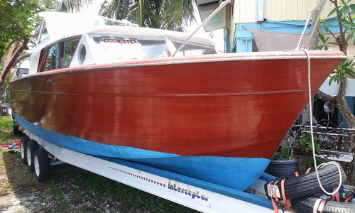 Image of Chris-Craft Constellation for sale in United States of America for $15,990 (£11,705) Bradenton, Florida, United States of America
