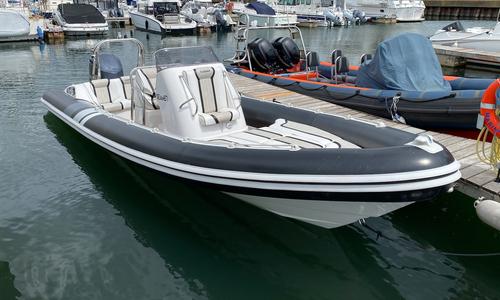 Image of Cobra RIB 7.6 Nautique for sale in United Kingdom for £49,995 United Kingdom