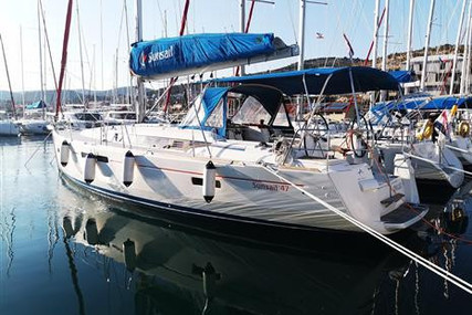 Jeanneau Sun Odyssey 469 for sale in Croatia for €119,000 (£107,553)