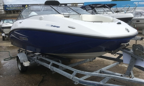 Image of Sea-doo Challenger 1800 for sale in United Kingdom for £15,500 Poole, United Kingdom