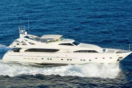 MAMBO for charter from $55,000 / week