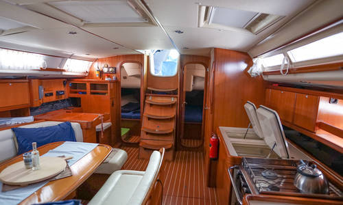 Image of Dufour Yachts 455 Grand Large for sale in Greece for €109,000 (£99,872) Preveza,, Greece