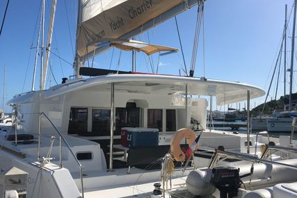 Lagoon 450 for charter in US Virgin Islands from €6,495 / week
