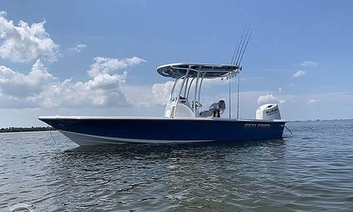 Image of Sea Pro 228 DLX bay for sale in United States of America for $75,600 (£54,792) Auburndale, Florida, United States of America