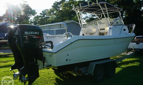 Image of Cobia 270 for sale in United States of America for $35,600 (£27,562) Splendora, Texas, United States of America