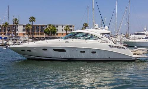 Image of Sea Ray 43 Sundancer for sale in United States of America for $375,000 (£287,643) Marina Del Rey, CA, United States of America