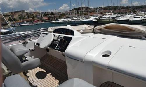 Image of Princess 64 for sale in Russia for €1,050,000 (£911,585) Balaklava, Russia