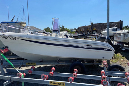 Janmor 530 for sale in France for €8,500 (£7,609)