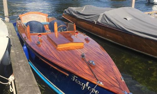 Image of Hobbs Slipper Stern Launch for sale in United Kingdom for £25,000 Henley on Thames, United Kingdom