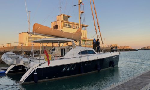 Image of Broadblue 415 for sale in Spain for €299,500 (£267,954) Andalusia, Spain