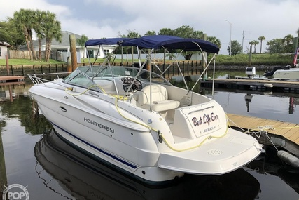 Monterey 245CR for sale in United States of America for $34,900 (£27,897)