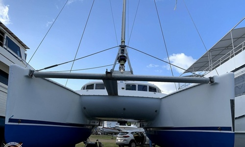 Image of Lagoon 410 for sale in United States of America for $105,000 (£81,291) Fajardo, Puerto Rico, United States of America